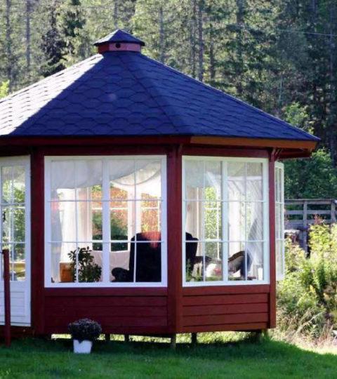 10m² Pavilion